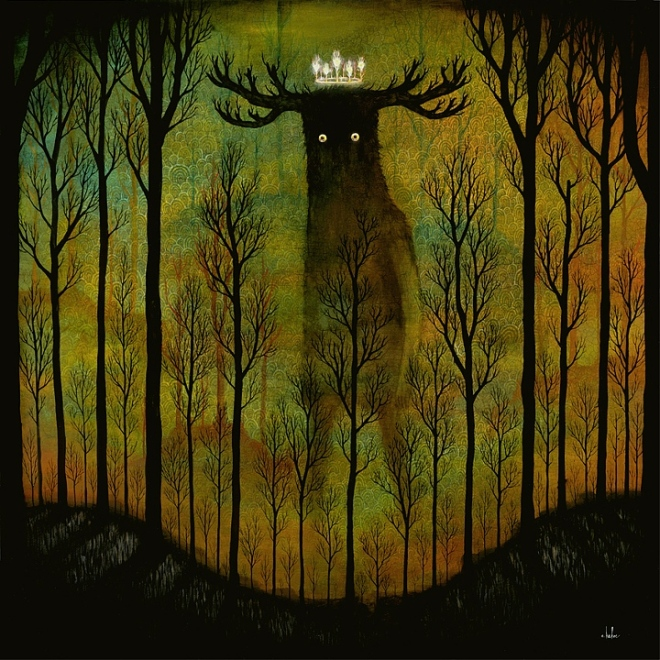 """Lord of Ghouls"" by Andy Kehoe"